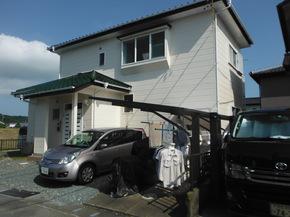 菊川市O邸
